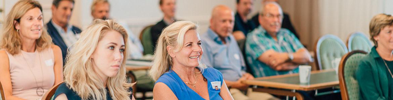 Deltagare på ett seminrium