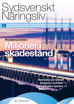 Sydsvenskt Näringsliv Nr.4 2016