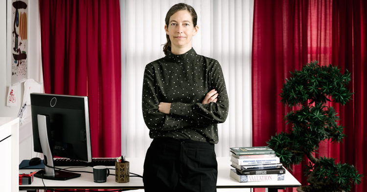 Pernilla Johansson Handelskammaren